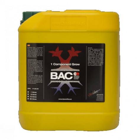 1 COMPONENT GROW 5L B.A.C