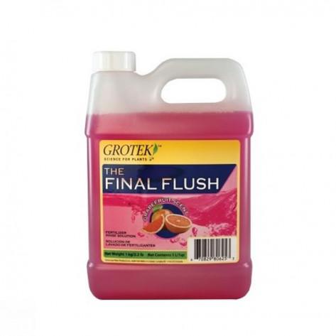 FINAL FLUSH FRUTAS DEL BOSQUE 1L. GROTEK