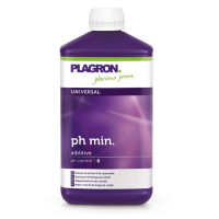 FERTILIZANTE PLAGRON PH MIN 1L.