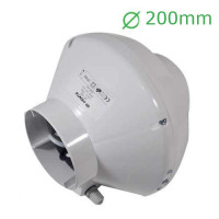 EXTRACTOR VK 200 (790m3/H) TUBULAR
