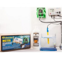 CONTROLADOR DOSIFICADOR PH CON BOMBA MC720 MILWAUKEE
