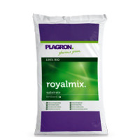 SUSTRATO PLAGRON ROYALTY MIX 25 L